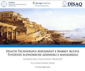 Accademia, ricerca e impresa si incontrano a Napoli per parlare di <em>Health Technology Assessment</em> e <em>Market Access</em>