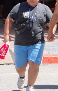 Bambini obesi diabete pancreas