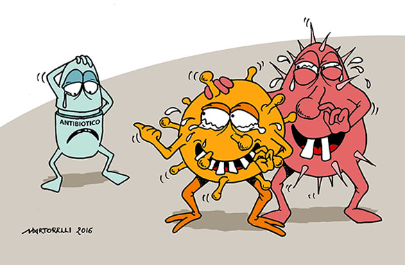 antibiotico-resistenti