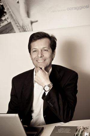 Giacomo Baruchello, Amministratore Delegato di Vertex Pharmaceuticals Srl Italia